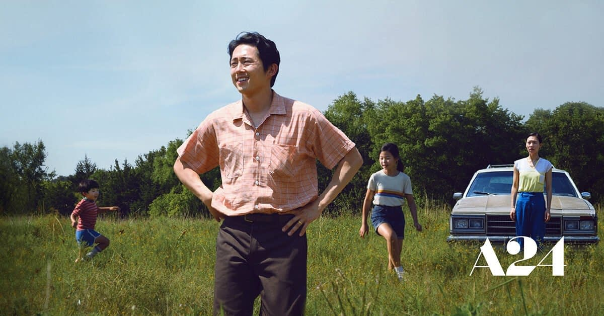 Steve Yuen in film Minari