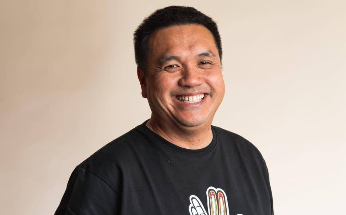 Southeast Asian Entrepreneur Tony Lam