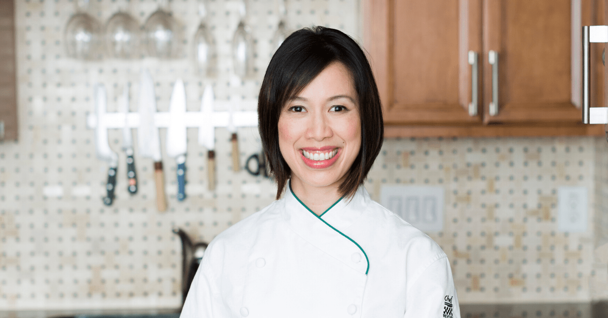Chef Christine Ha of The Blind Goat
