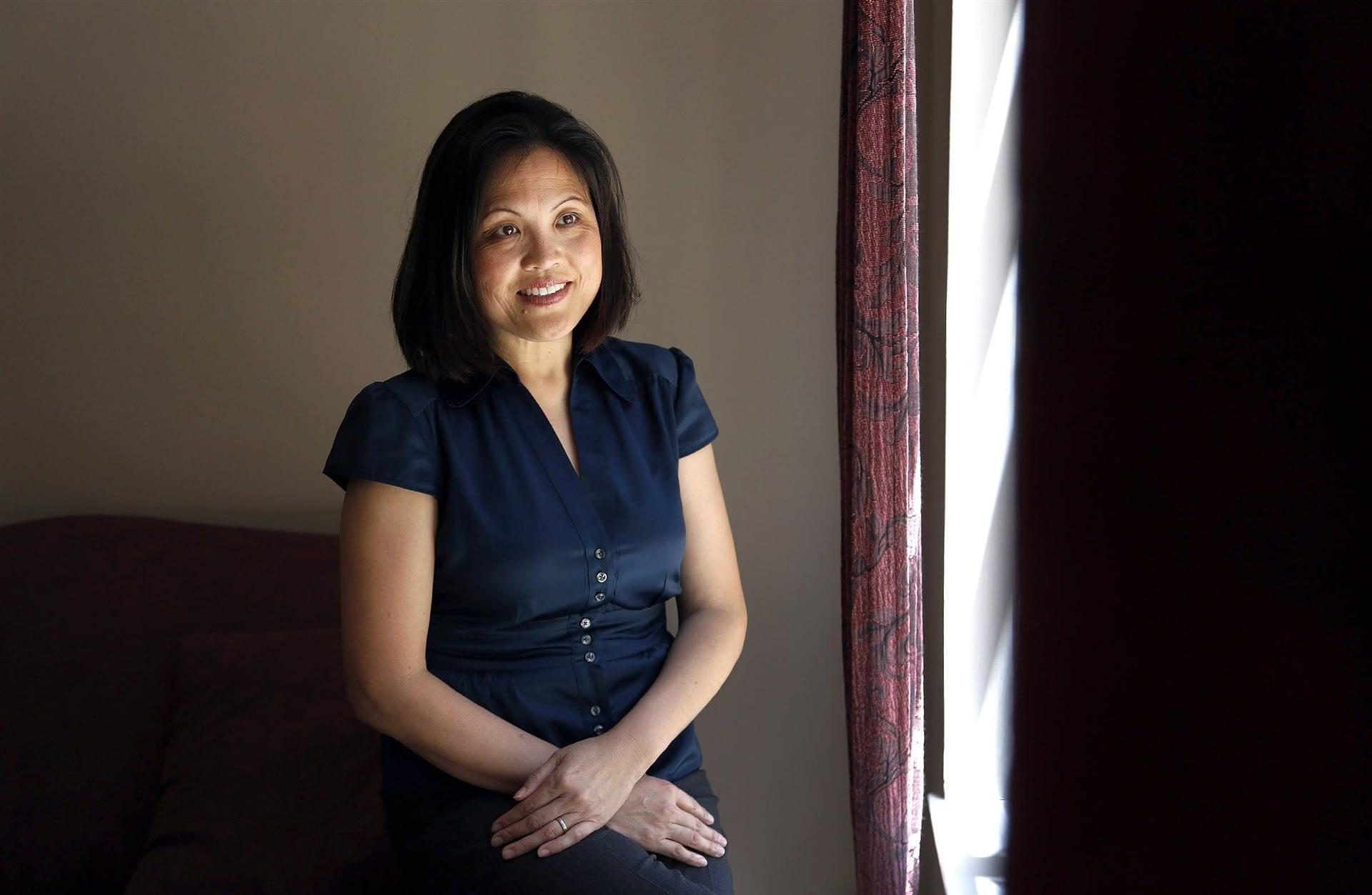 Deputy Secretary Julie Su smiling in photograph